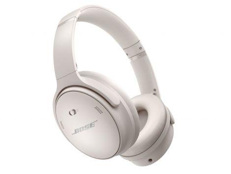Bose Quiet Conmfort 45 White Smoke OrtonsAudioVisual