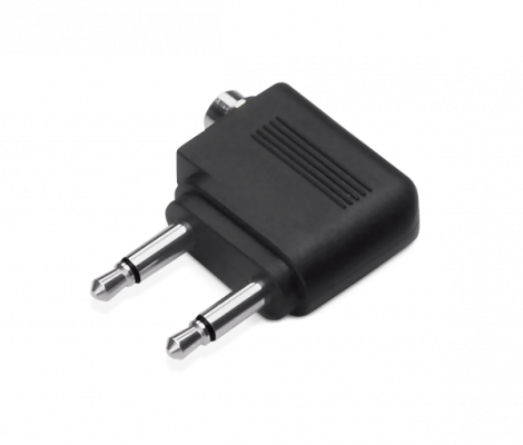 Bose Headphone Airline Adaptor - OrtonsAudioVisual