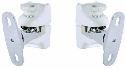BTech BT332 White Wall Brackets (pair)