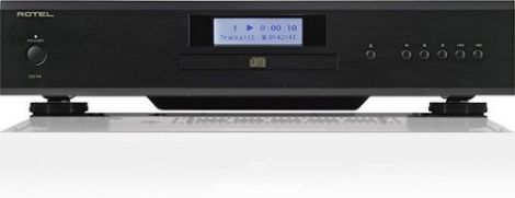 Rotel CD14 CD Player - Ortons AudioVisual