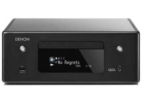 Denon Ceol RCD-N10 CD/Net/Alexa/Heos Receiver Black D