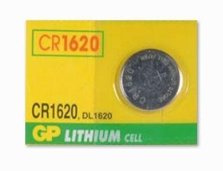 GP CR1620 Lithium battery