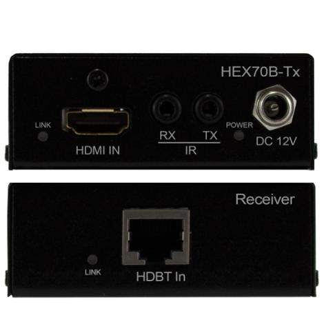 Blustream HEX70B-TX  - Ortons AudioVisual