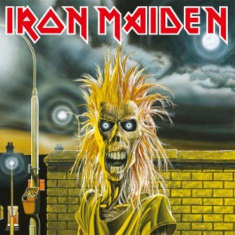 LP Iron Maiden - Iron Maiden - Ortons AudioVisual