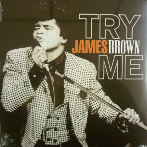 LP James Brown / Try Me - Ortons AudioVisual