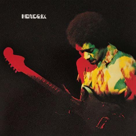 Jimi Hendrix - Band Of Gyspsys - OrtonsAudioVisual