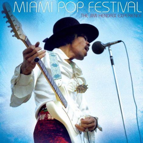 Jimi Hendrix Miami Pop Festival - OrtonsAudioVisual