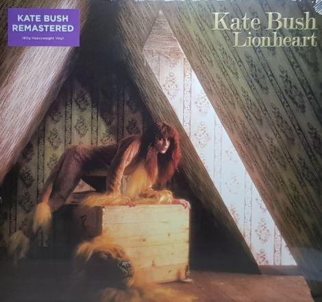 Kate Bush Lionheart - OrtonsAudioVisual