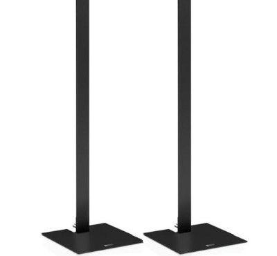 KEF T Series Speaker Stands Pair - Black