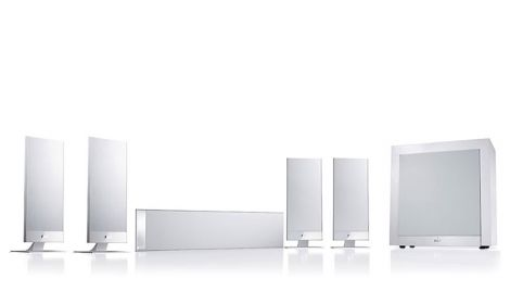 KEF T105 5.1 Speaker Package - OrtonsAudioVisual