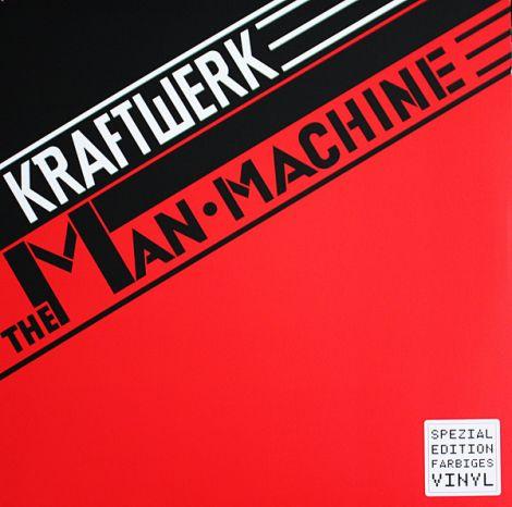 Karftwerk The Man Machine - Ortons Audio:Visual