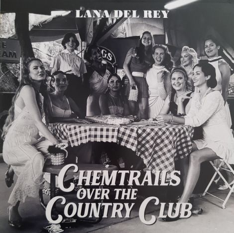 Lana Del Ray Chemtrails Over The Country OrtonsAudioVisual