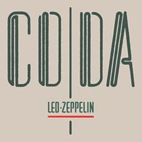 LP Led Zeppelin - Coda - Ortons AudioVisual