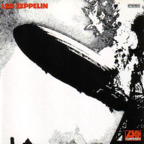 LP Led Zeppelin - I - Ortons AudioVisual