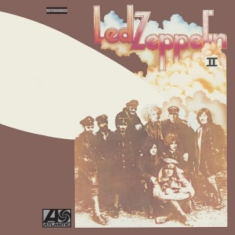 LP Led Zeppelin - II - Ortons AudioVisual