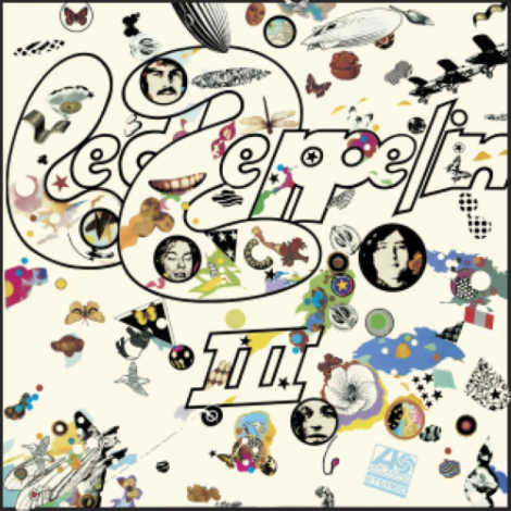 LP Led Zeppelin - III - Ortons AudioVisual
