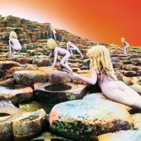LP Led Zeppelin - Houses Of The Holy - Ortons AudioVisual
