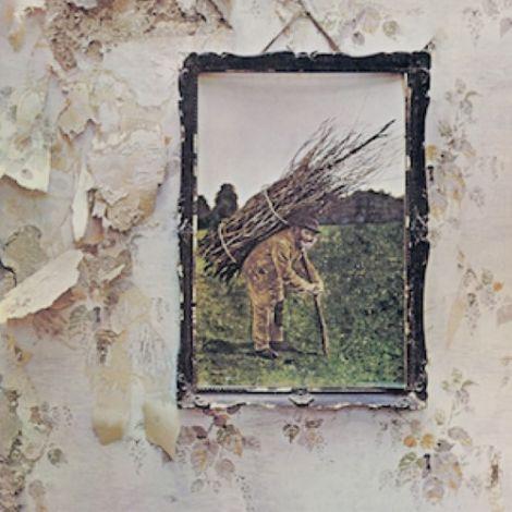 LP Led Zeppelin - IV - Ortons AudioVisual