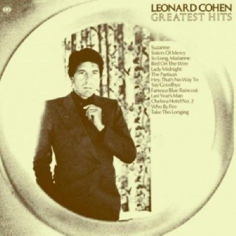 Leonard Cohen Greatest Hits - Ortons Audio:Visual