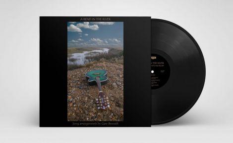 LP Gary Bennett - A Bend In The River (180g/Rega)