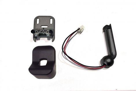 B&W M1 mk1 to Mk2 adaptor arm stem and wall bracket Black