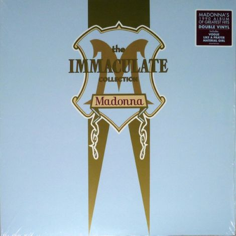 LP Madonna / Immaculate Collection - OrtonsAudioVisual