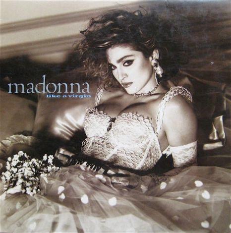 LP Madonna / Like A Virgin - Ortons Audio:Visual