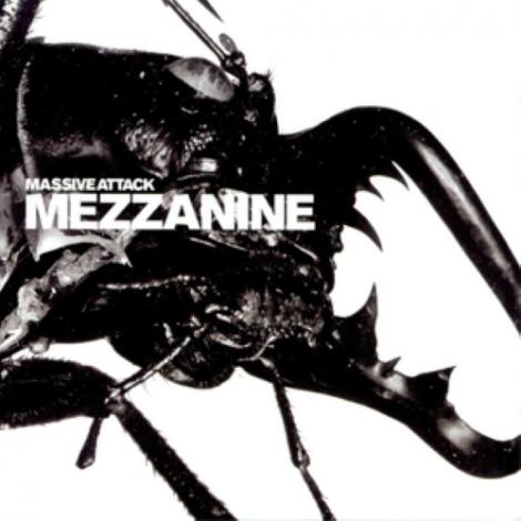 LP Massive Attack - Mezzanine