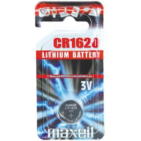 Maxell CR1620 Lithium battery