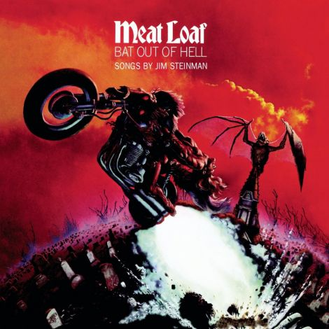 Meatloaf Bat Out Of Hell - OrtonsAudioVisual