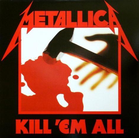 LP Metallica / Kill Em All - Ortons Audio:Visual