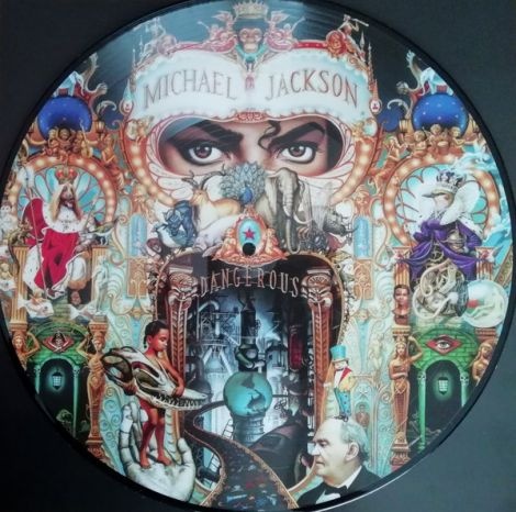 Michael Jackson Dangerous - Ortons AudioVisual