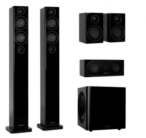Monitor Audio Radius R270HT12 - Ortons AudioVisual