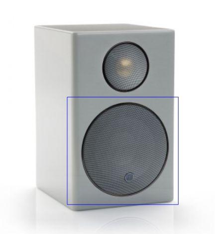 Monitor Audio Radius HD Bass Driver - OrtonsAudioVisual