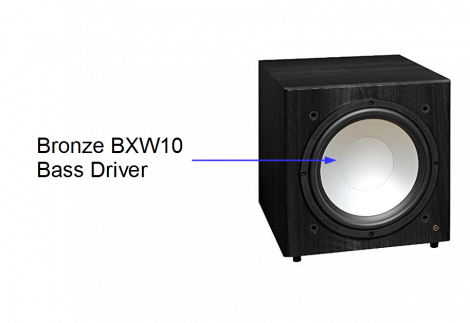 Monitor Audio Radius 270 Bass Driver 2014+ OrtonsAudioVisual