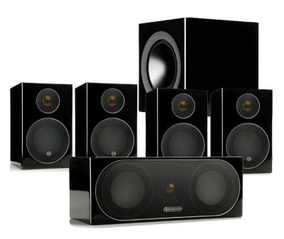 Monitor Audio Radus R90HT1 Black OrtonsAudioVisual