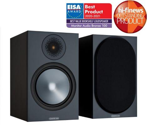 Monitor Audio Bronze 100 6G OrtonsAudioVisual