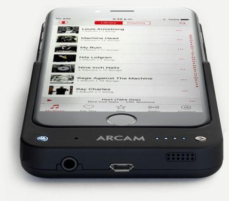 Arcam MusicBOOST - Ortons AudioVisual