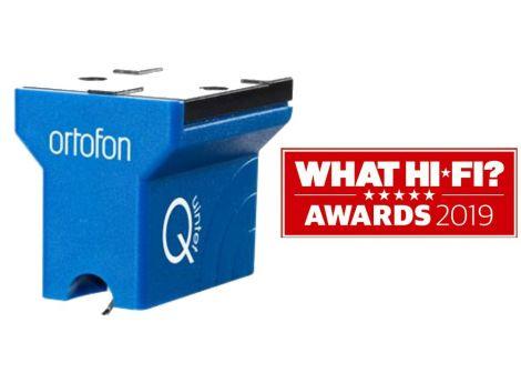 Ortofon Quintet Blue MC Cartridge - Ortons AudioVisual