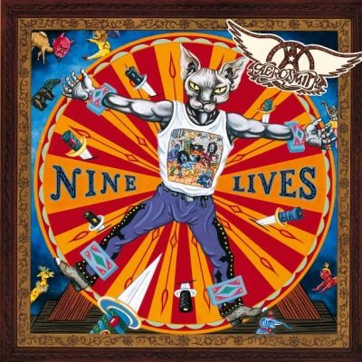 LP Aerosmith / Nine Lives (180g/2LP)