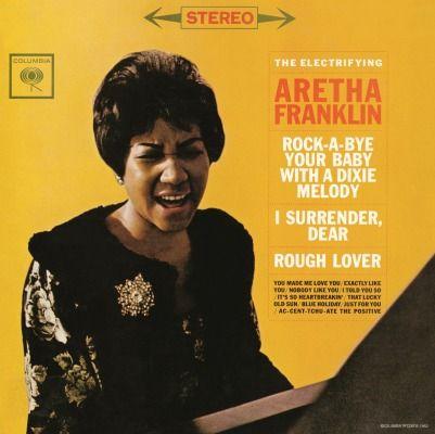 LP Aretha Franklin/Electrifying Aretha (180g)