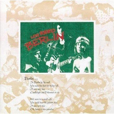 LP Lou Reed / Berlin (180g/Rem)