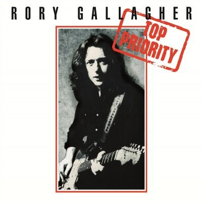 LP Rory Gallagher / Top Priority  (180g)