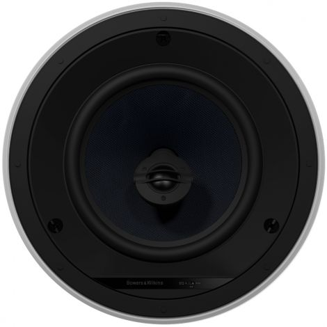 B&W CCM682 In Ceiling Pair Speakers White - Ortons AudioVisual