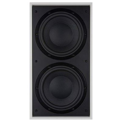 B&W ISW4 In Wall Subwoofer - Ortons AudioVisual
