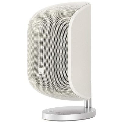 B&W M1 Mk II Single Speaker Matte White - Ortons AudioVisual Online