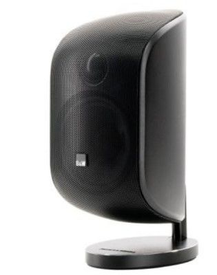 B&W M1 Mk II Single Speaker Matte Black - Ortons AudioVisual Online