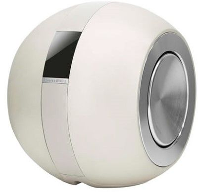 B&W PV1D Subwoofer - Matte White - Ortons AudioVisual
