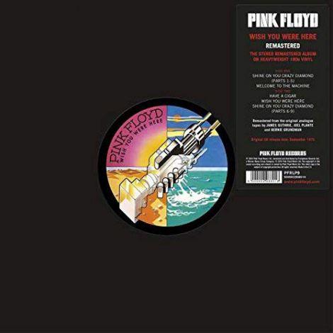 Pink Floyd Wish You Were Here USA OrtonsAudioVisual