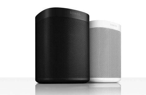 Sonos One (Gen 2) Twin Pack - OrtonsAudioVisual